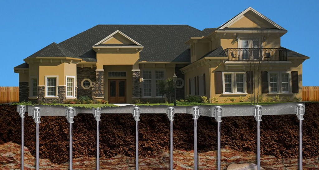 RESIDENTIAL FOUNDATION REPAIR SERVICES